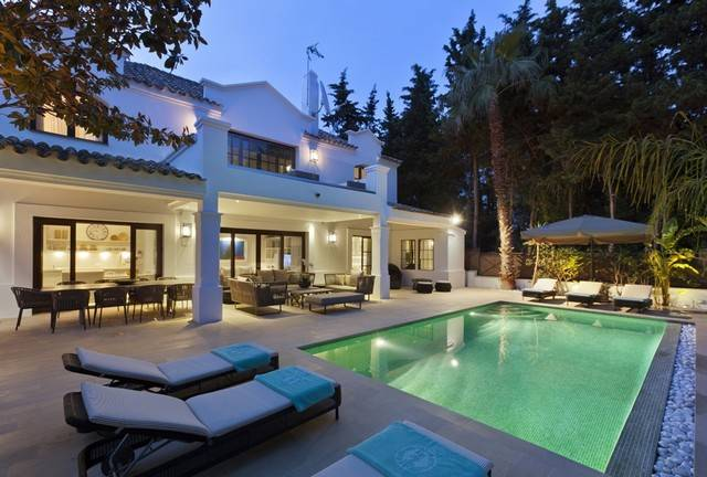 The Marbella Club Villa 4.9 million