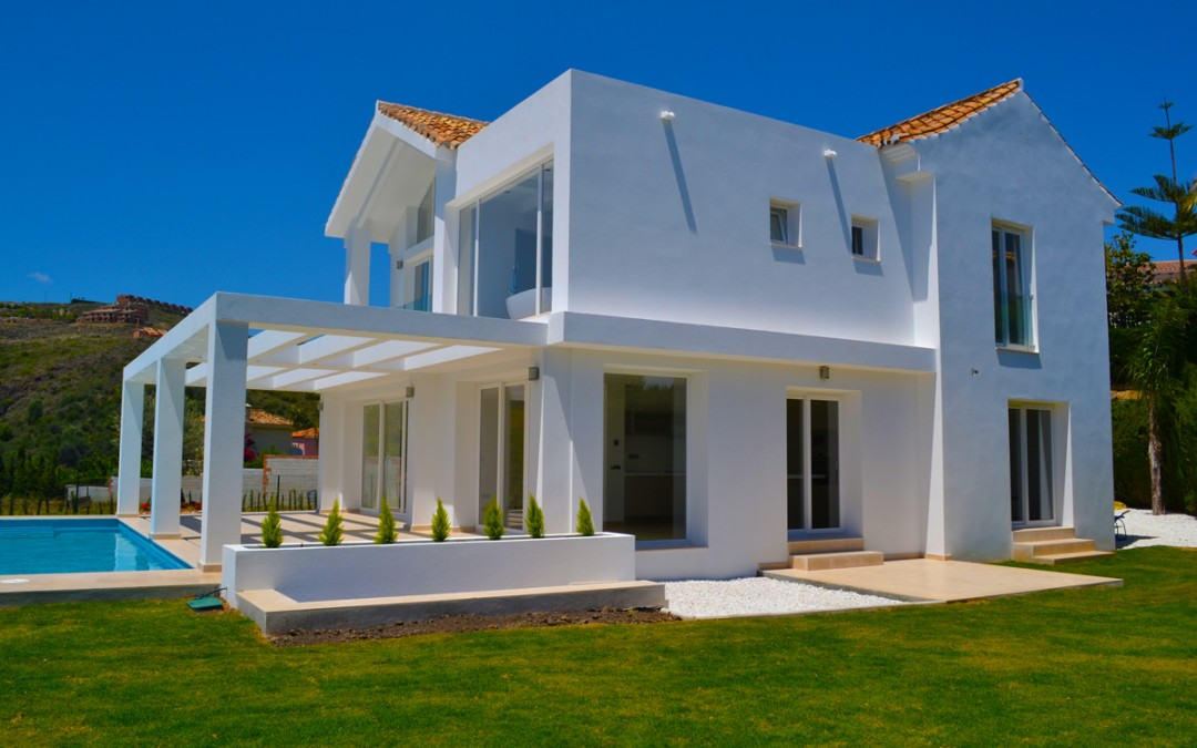 Brand New Villa in El Paraiso Alto – SOLD