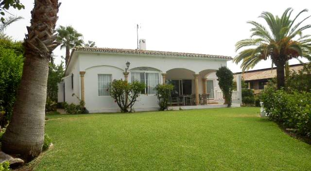 Single story villa La Quinta, Benahavis – 750,000 euros