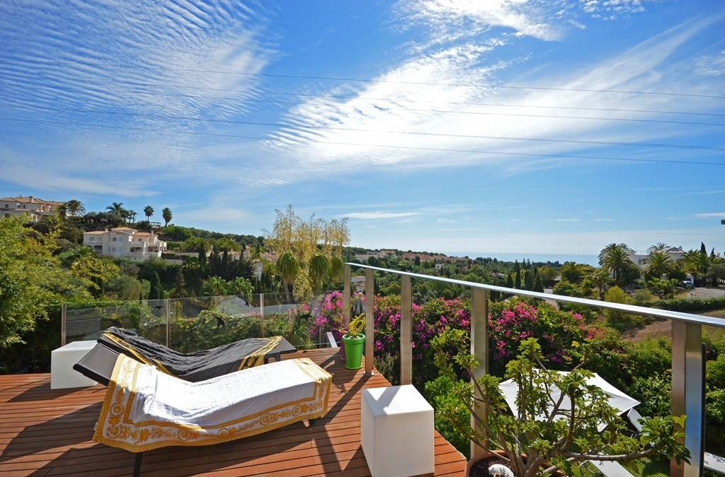 Marbella Hill Club House for Sale – 680,000 euros