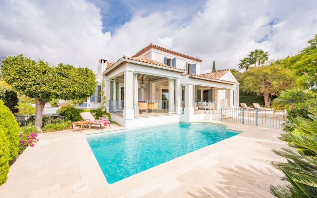 The Golden Mile Villa for Sale Marbella – SOLD