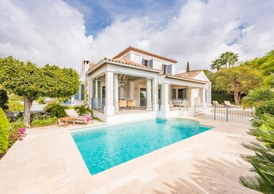 The Golden Mile Marbella Villa for Sale